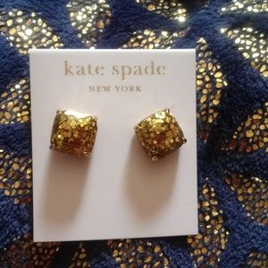 Kate Spade Square studs